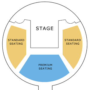 seating chart music room
